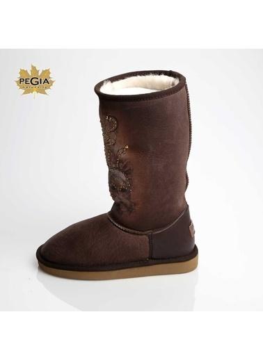 Pegia Ayakkabı Kahve